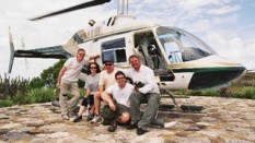 Necker Island Crew, with Paul Gowers