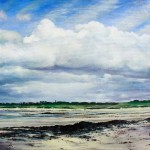 Clouds and Sunshine on Brittany Coast