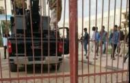 قوات الحرس الرئاسي تنتشر على طول خط يصل إلى غرب عدن وسط انباء لزيارة للرئيس هادي