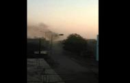 سيارة مفخخة تستهدف معسكر للحزام الأمني بزنجبار واشتباكات عنيفة عقب الإنفجار بلحظات