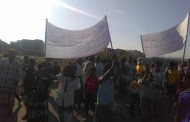 حضرموت : عمليات البسط على معسكر الأمن مستمرة والأهالي يمهلون الحكومة 48 ساعة لوقفها