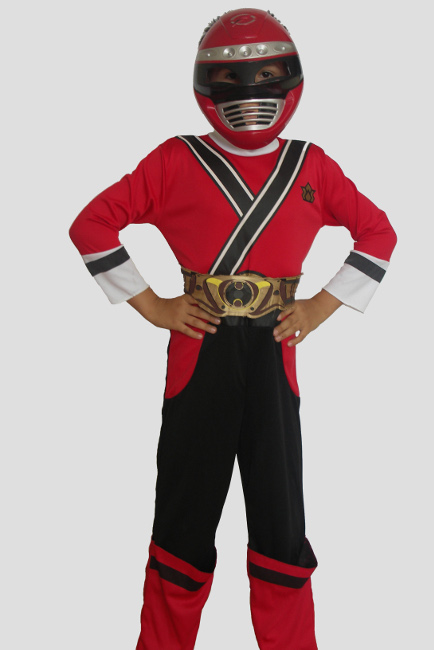 112. Power Rangers Red 2