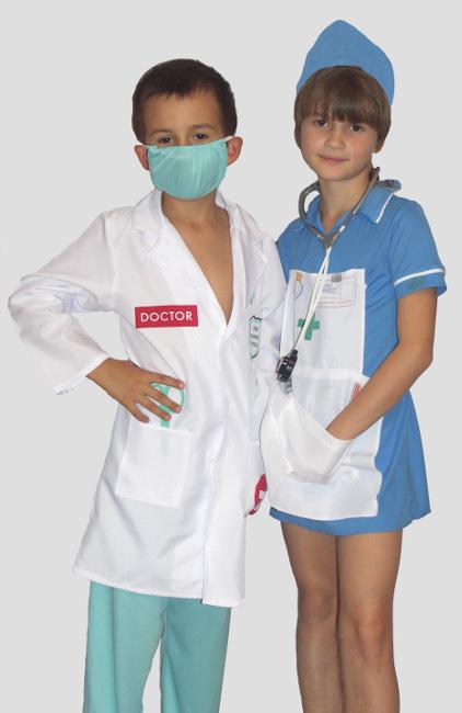 24. Doktor i Pielęgniarka