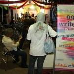 NulisBuku.com Launch #99Writers in 9 Days
