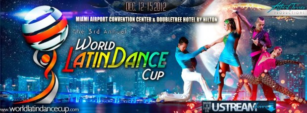 3rd Annual World Latin Dance Cup