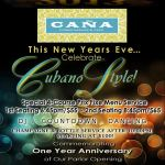 Cana Cuban New Years