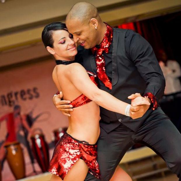 Kizomba Dancers