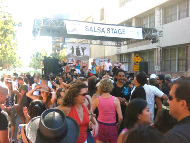 San Jose Jazz Summer Fest - Salsa