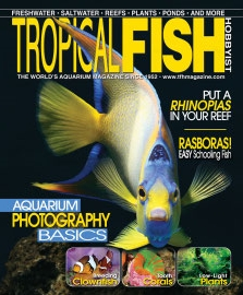 Fish Hobbyist Magazine is known as The World's Aquarium Magazine