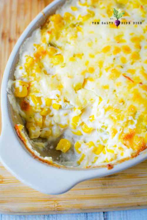 Medium Of Corn Side Dishes
