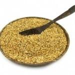 Comer Quinua ( o Quinoa ) para evitar el Cáncer y la Diabetes