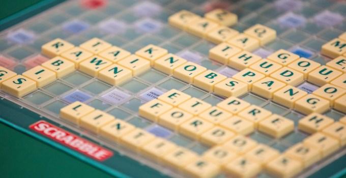 Los beneficios para la salud de Scrabble