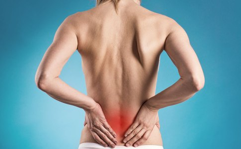 Prevenir la osteoporosis: Ejercicios para la cintura