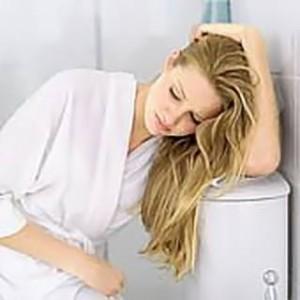 Síntomas de Hemorroides