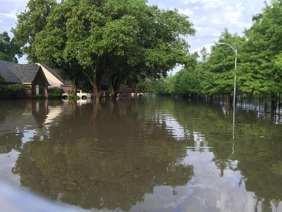 Houston's Memorial Day flood
