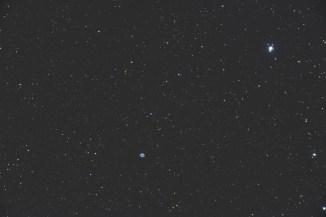 M57, 9x30s, ISO 3200, Nikon D750, Astro-Physics 127mm f/8, JPEG, not flats, dark or bias