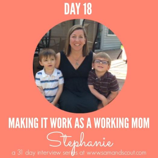 Day 18 - Stephanie
