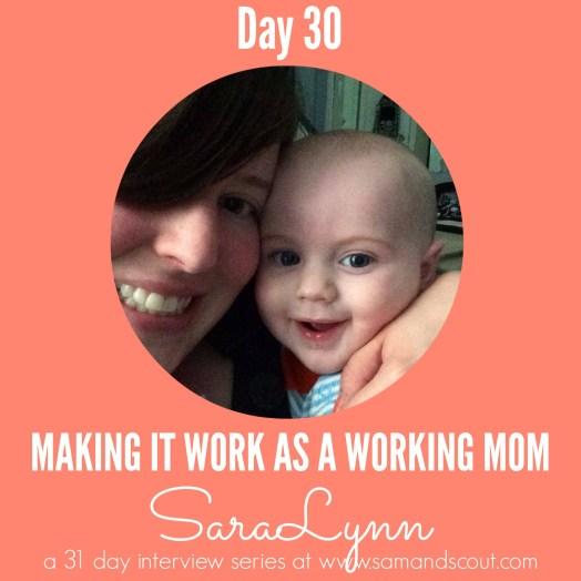 Day 30 - Saralynn