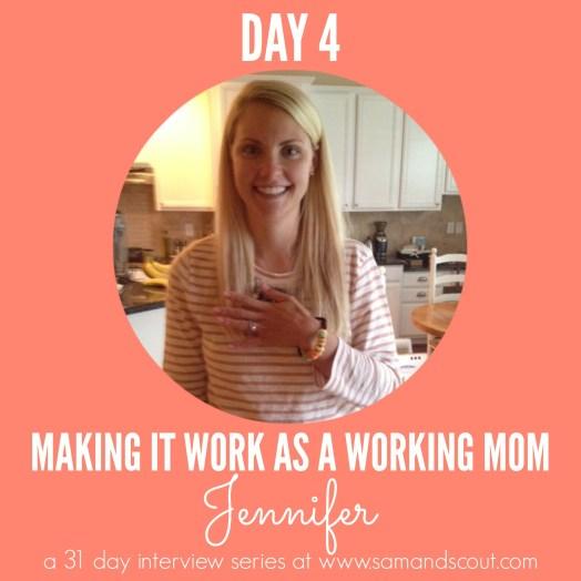 Day 4 - Jennifer