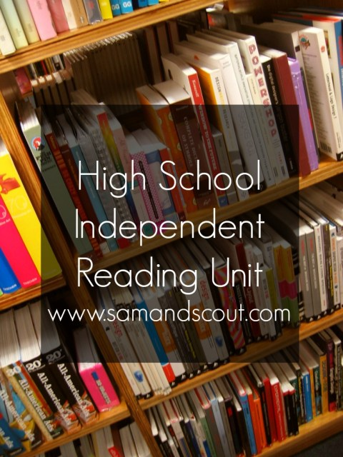 Independent Reading Unit