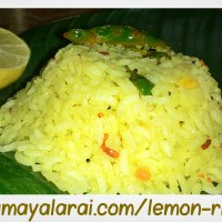 Lemon Rice (v2)