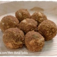Then Thinai Laddu