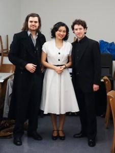 Viktor Rud, Hayoung Lee, Sam