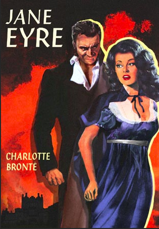 jane eyre pulp cover