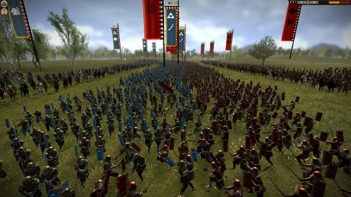From Total War: Shogun 2