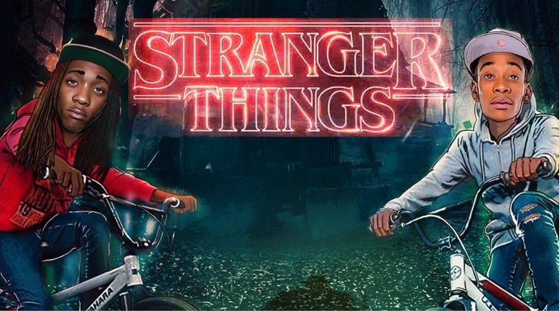 Wiz Khalifa sample le générique de Stranger Things