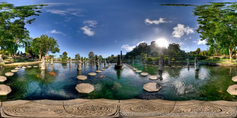 Tirtagangga :: Bali  :: 360° Panorama
