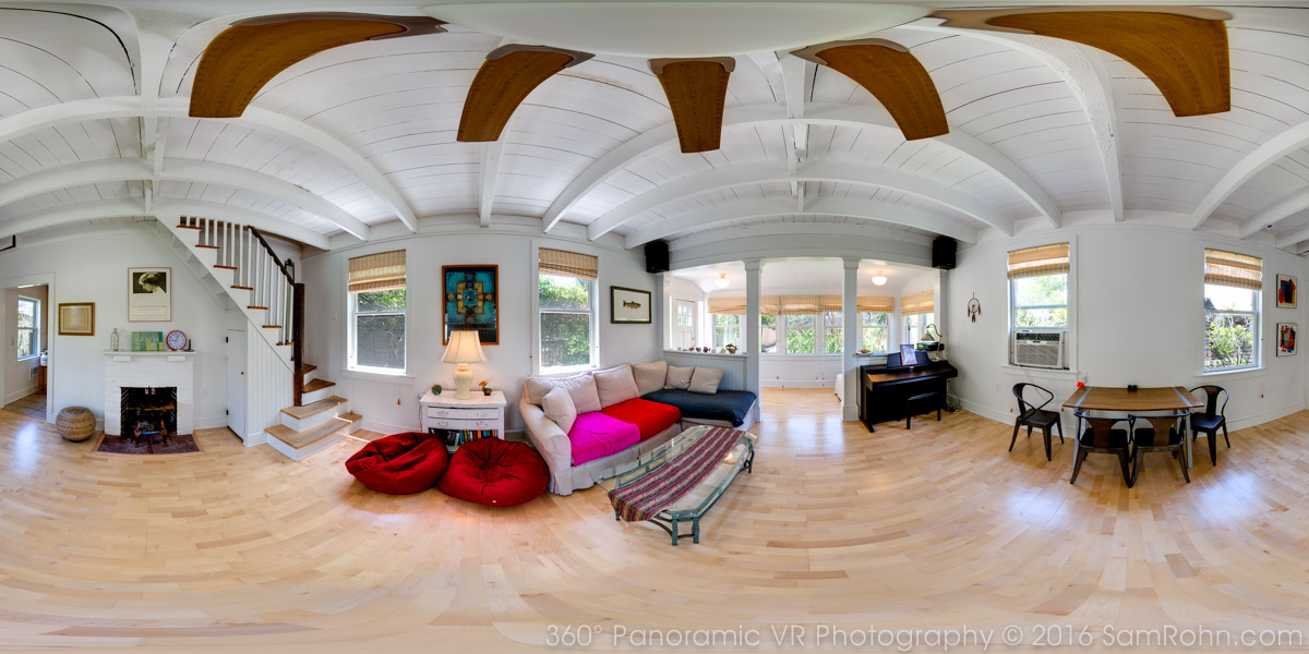 Fire island beach house 360 virtual tour sam rohn for Online house tours