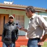 Reportage en Afrique du Sud