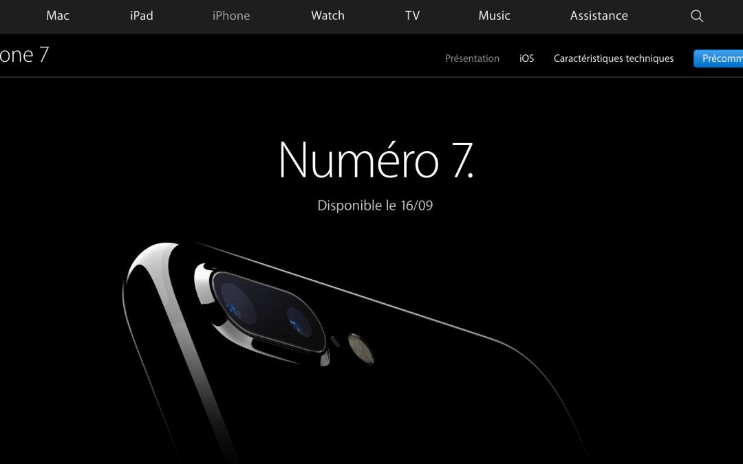 L'iPhone 7 sera-t-il utile pour les pros de la vidéo ? [podcast]