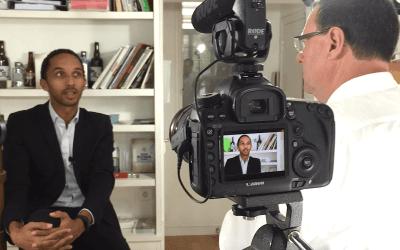 Des vidéos en mode reportage pour le MOOC travail flexible