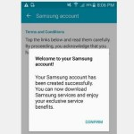 How to Create a Samsung Account for your Android Smartphone