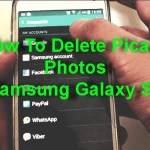 How To Delete Picasa Photos from Samsung Galaxy S6 Easily