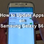 How to Update Apps on Samsung Galaxy S6