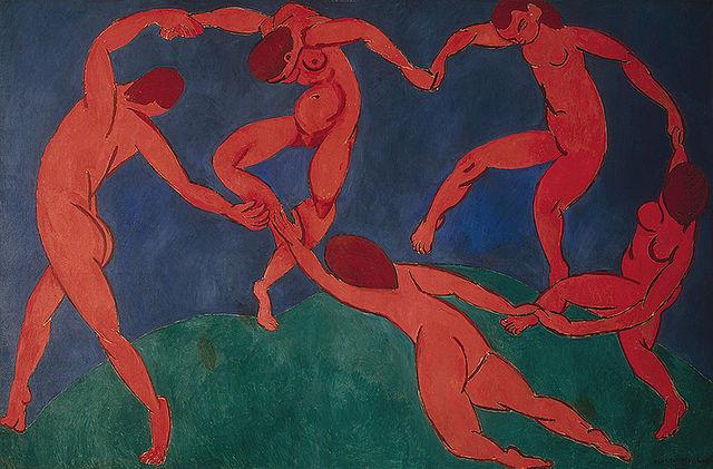 "Henri Matisse ""Dans 2"""