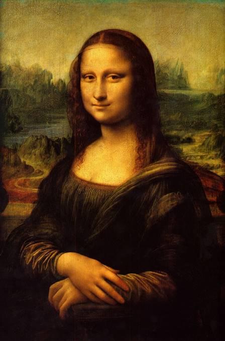 Da Vinci'nin Mona Lisa'sına nasıl sıradan bir tablo olarak bakabilir miyiz ki?