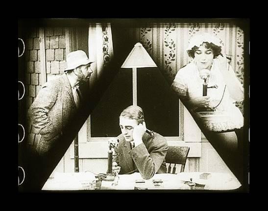 1913, Lois Weber ve Phillips Smalley –Suspense