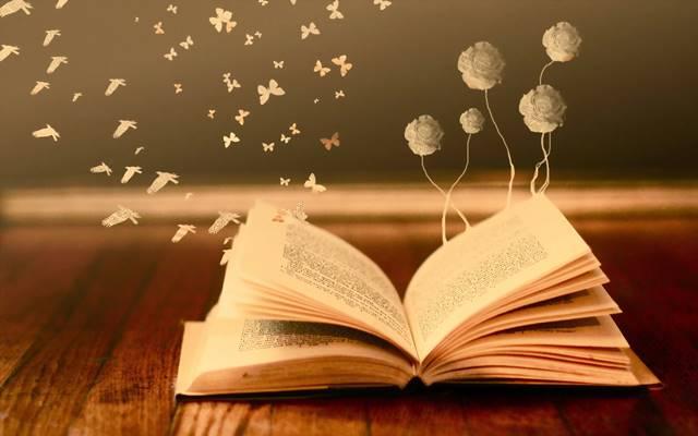 """""""Edebiyat nedir?"""" diye sorulduğunda bize görsel bir şölen sunmaktadır diyebiliriz."""