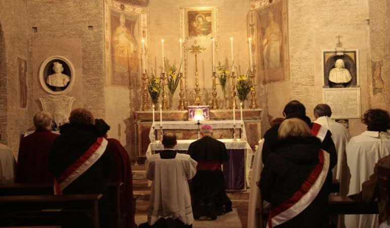 Messa SER Giovanni d'Ercole