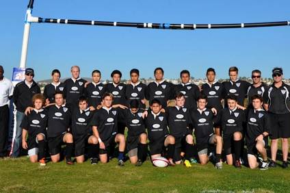 The Dana Rugby Club is off to a 4-0 start to their 2014 season. Courtesy photo