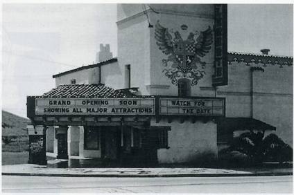 The Miramar Theater circa 1938. Photo: Courtesy