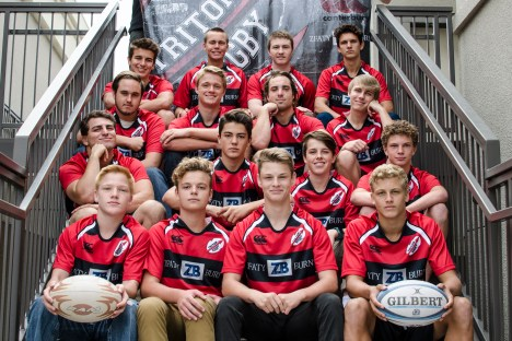 The newly formed Triton Rugby Club will compete in the Southern California Youth Rugby League this winter. Photo: Courtesy