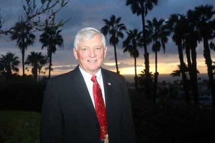 Bob Baker was selected as Mayor of San Clemente in December. Baker also served as Mayor in 2013.