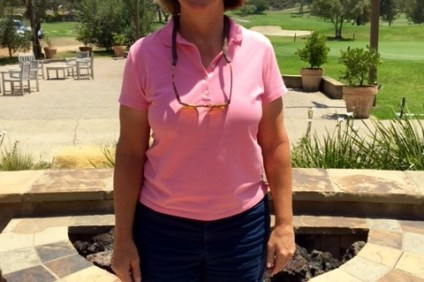 Lori Van Hove won the San Clemente Municipal Golf Course's Women's Club Championship on June 21. Photo: Courtesy
