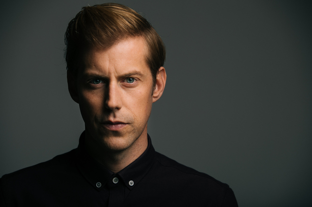 Andrew McMahon. Photo: Courtesy