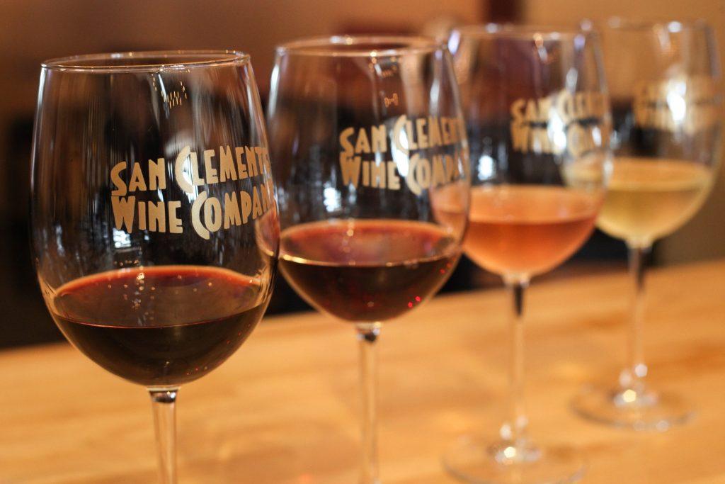 San Clemente Wine Company. Photo: Allison Jarrell